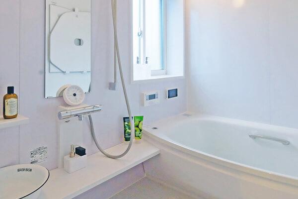 お風呂・トイレ・洗面掃除